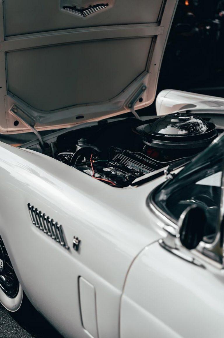 Remont silnika w dieslu